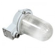 Angled lighting fixtures (cylindrical)