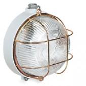 Pramoninis šviestuvas (apvalus su apsauginiu gaubtu)