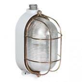 Pramoninis šviestuvas (ovalus su apsauginiu gaubtu)