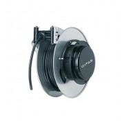Pull-out cable reel