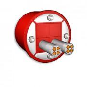Kabelių įvadų sandarinimo sistema RR