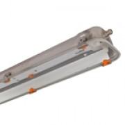 Liuminescencinis šviestuvas sprogioms aplinkoms (nerūdijantis plienas)