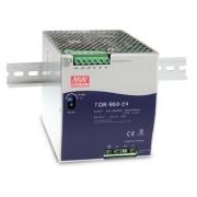 Maitinimo šaltinis 24V 40A PFC DIN