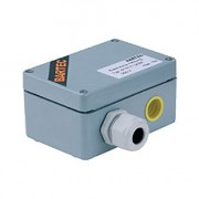 Junction box for heating tapes