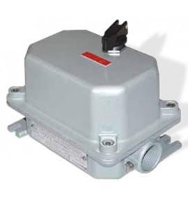 Automatinis jungiklis sprogiai aplinkai (zonai). ATEX
